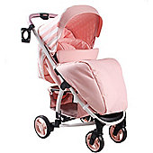 My Babiie Billie Faiers MB100 Pushchair (Pink Stripes)