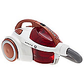 Hoover Spritz SE81SZ01001 Cylinder Bagless Vacuum Cleaner, A Energy Rating