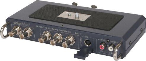 Datavideo Camera Mount Yuv and S-Video to SDI Convertor