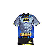 DC Comics Batman UPF 50+ Surf Suit - Multi