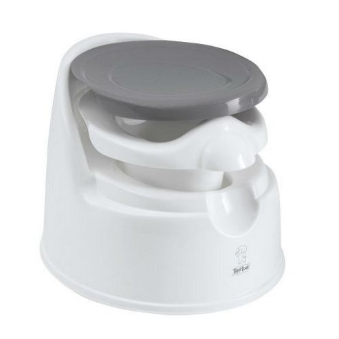 Tippitoes 2-in-1 Potty (White)