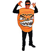 Adult Killer Pumpkin Halloween Costume