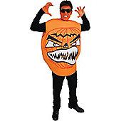 Adult Killer Pumpkin Halloween Costume