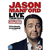 Jason Manford Live - First World Problems (DVD)