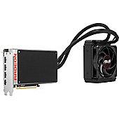 Asus R9FURYX-4G Radeon R9 FURY X Graphic Card - 1.05 GHz Core - 4 GB HBM - PCI Express 3.0