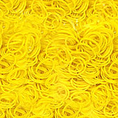 Loom Bandz Refill Pack - Yellow 300 Count