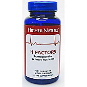 Higher Nature H Factor 60 Capsules