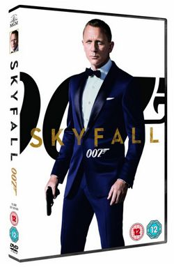 Skyfall - James Bond 007 DVD