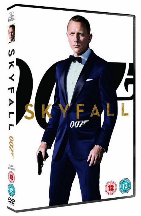 Skyfall: James Bond 007 (DVD)