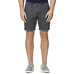 F&F Chino Shorts Waist 36 Charcoal