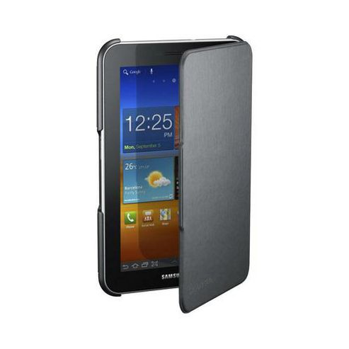 Samsung Book Cover (Black) for Samsung Galaxy Tab 7.7 inch