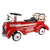 Great Gizmos Speedster Fire Engine