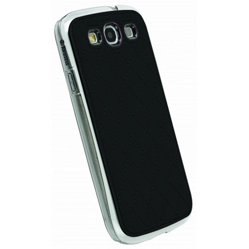 Krusell Avenyn UnderCover Clip-On Case for Samsung Galaxy S3 - Black