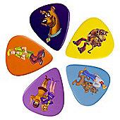 Scooby-Doo Guitar 5 Piece Plectrum Set