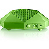 Outdoor Tech Turtle Shell Go Anywhere Boombox Neon Green