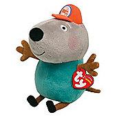 TY Peppa Pig Grandad Dog 20cm