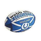 Webb Ellis Scotland Flag Rugby Ball Size 5