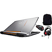 ASUS G752VT-T7022T Intel Core i7-6700HQ Quad Core Processor 17.3 Full HD Screen Microsoft Windows 10 Home 64-bit 16GB DDR4 RAM Blu-Ray Laptop