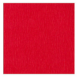 Canson Superior Crepe Paper 50cm x 250cm Bright Red