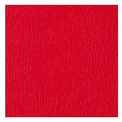 Canson Superior Crepe Paper 50cm x 250cm Bright Red