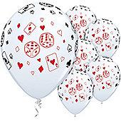 11' Cards & Dice (25pk)