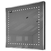 Ambient Shaver LED Bathroom Illuminated Mirror With Demister Pad & Sensor K9sw