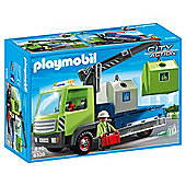 Playmobil 6109 Bottle Bank Truck
