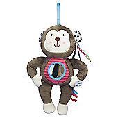 Baby Carousel Musical Monkey