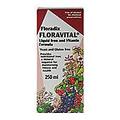 Floravital Yeastfree Iron Formula