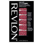 Revlon Nail Art Style Strips Lips & Tips