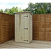 3ft x 2ft Pressure Treated Pent Garden Store