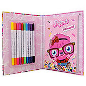 Poppet Colouring And Activity Folder