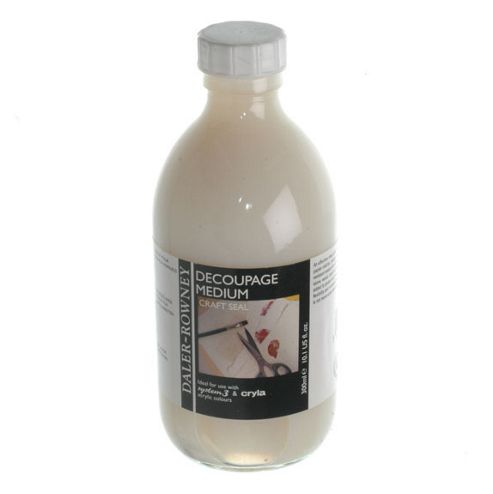 300ml Dr Decoupage Medium