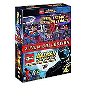 Lego Double - Justice League vs Bizarro / Lego Batman
