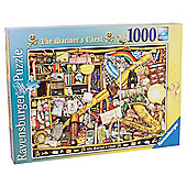 Ravensburger Colin Thompson The Mariner's Chest- 1000 Piece Jigsaw Puzzle