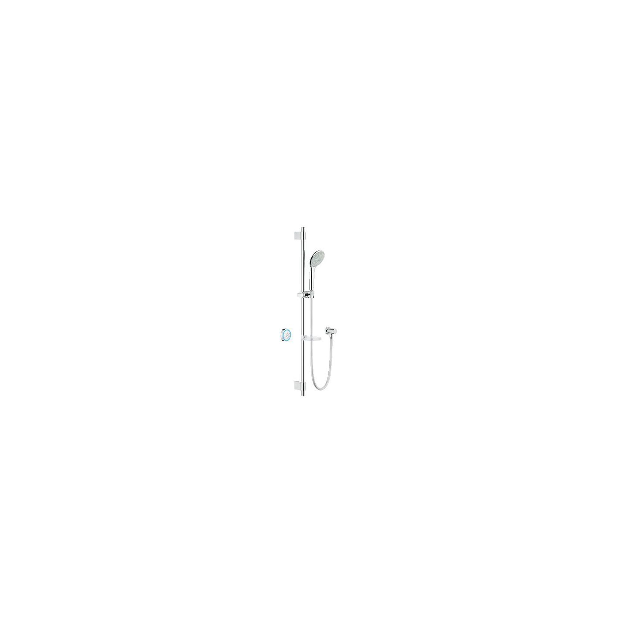 Grohe Euphoria Digital Mixer Shower, Adjustable Kit, Chrome at Tesco Direct