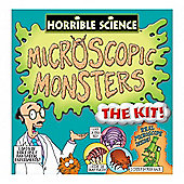 Horrible Science - Microscopic Monsters - The Kit! - Galt