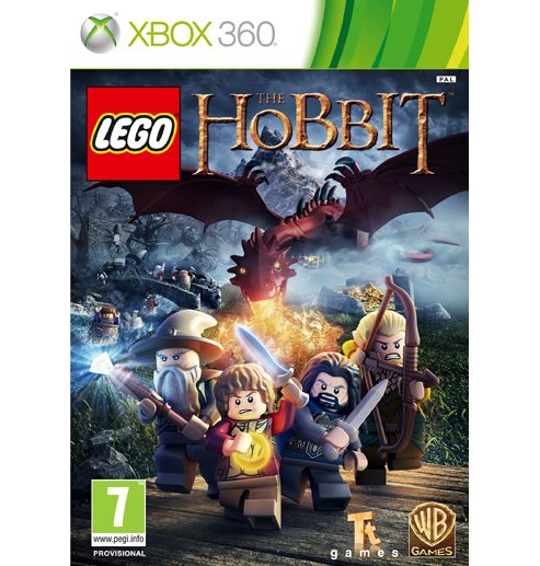 Lego: The Hobbit Xbox 360 UK