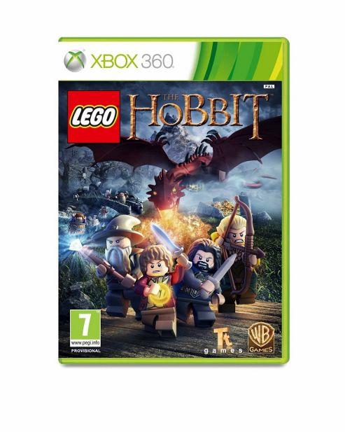 Lego: The Hobbit (Xbox 360)