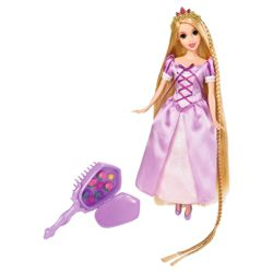 Disney Princess Tangled Grow & Style Rapunzel Doll