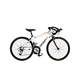 "Viking Vuelta STI 14 Speed 24"" Wheel Boys, White/Black"