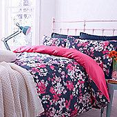 Dickins & Jones Bath Floral Print Housewife Pillowcases