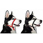 Beapher Gentle Leader Dog Headcollar Red (S)