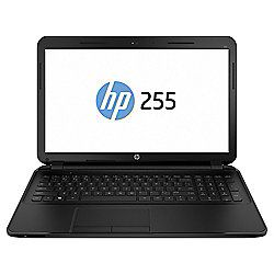 "HP 255 G3, 15.6"" Laptop, AMD A4, 4GB RAM, 500GB - Black"