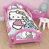 Hello Kitty Stitch Junior Toddler Bed