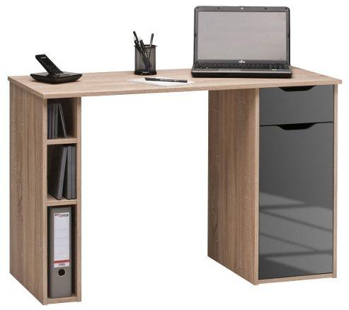 Maja Vegas Oak Computer Desk