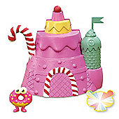 Moshi Monsters Moshling Habitat Playset - Foodies Yum Yum Lair