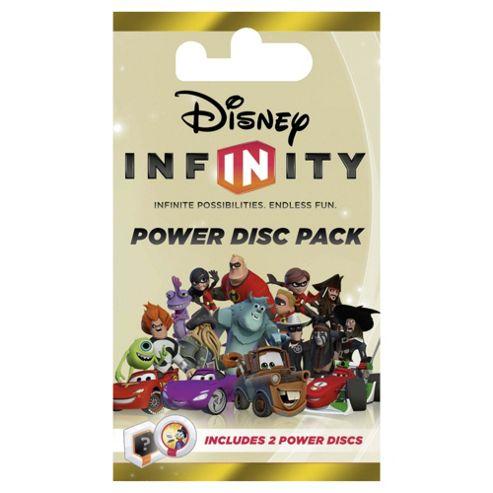 Tesco Exclusive Infinity Power Disc : Scrooge's Dime