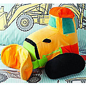 Bulldozer Cushion