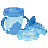 VITAL BABY 3 STAGE TRAINER CUP BLUE